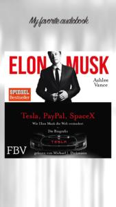 Ashlee Vance - Elon Musk - Tesla, PayPal, SpaceX